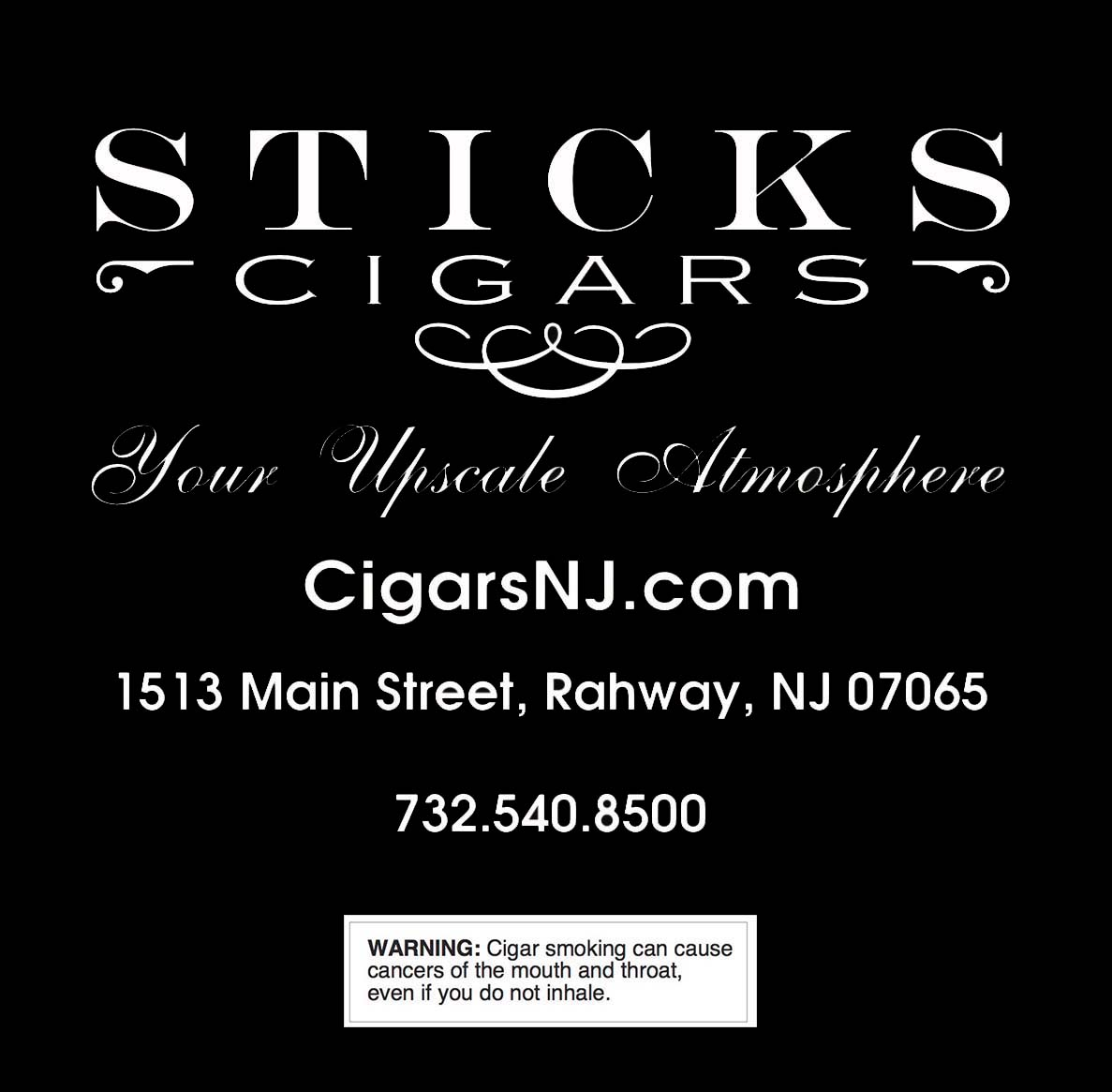 Sticks Cigars