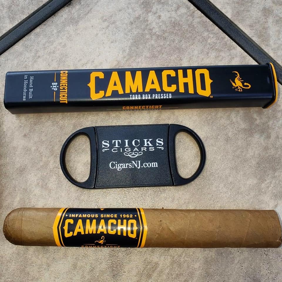 sticks camacho rahway nj